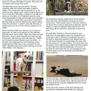 2012 Hero's story